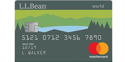 L.L.Bean Visa Card