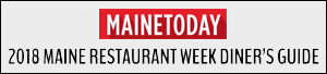MaineToday 2018 Maine Restaurant Week Diner's Guide