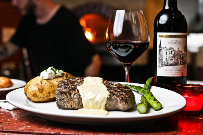 Maine Restaurant Week - Grill Room and Bar