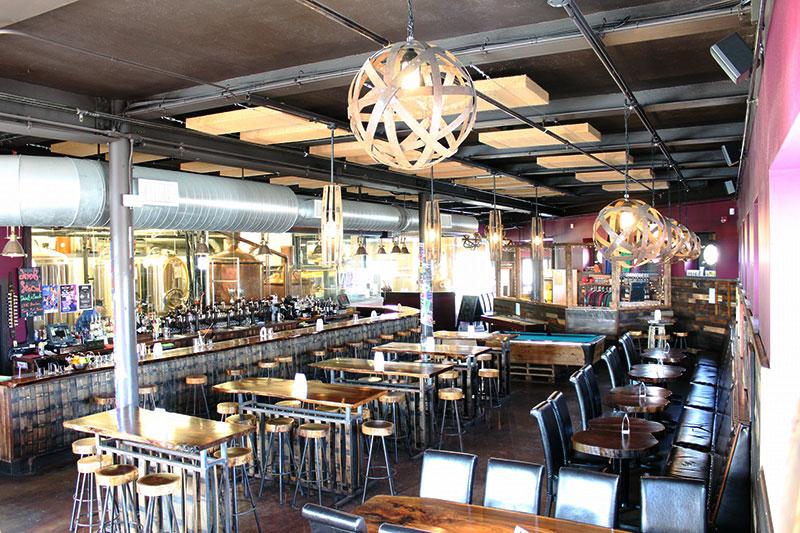 Liquid Riot Brewery / Distillery / Resto-Bar