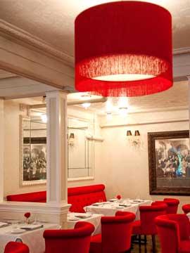 Natalie's at Camden Harbour Inn