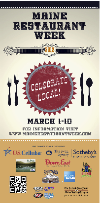 Maine Restaurant Week poster image