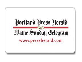 Porrtland Press Herald Maine Sunday Telegram